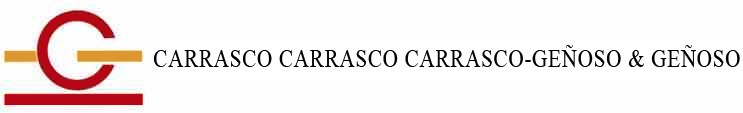 Carrasco  Carrasco Carrasco-Geñoso & Geñoso